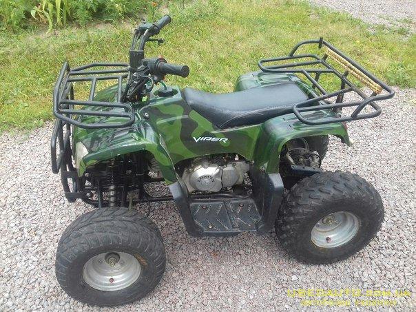 Продажа VIPER 110 , Квадроцикл, фото #1