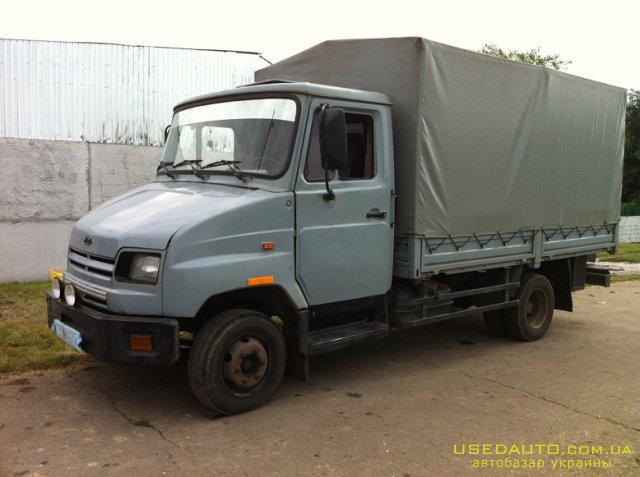 Продажа ЗИЛ 5301 бычок , Тентованый грузовик, фото #1