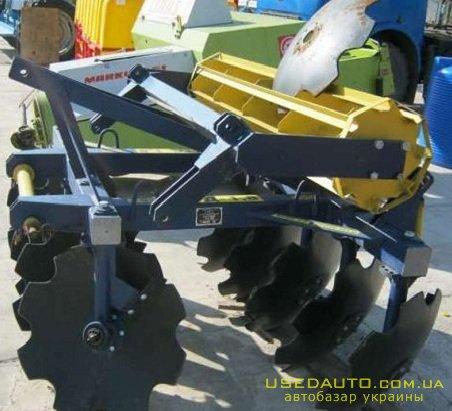 Продажа Дискатор 1,8  , Сельскохозяйственный трактор, фото #1