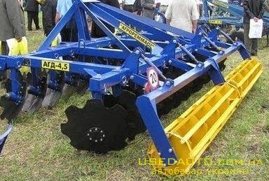 Продажа Диски 4,5 АГД  , Сельскохозяйственный трактор, фото #1