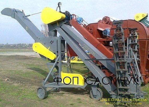Продажа Метатель зерна ЗМ 60У.  , Сельскохозяйственный трактор, фото #1
