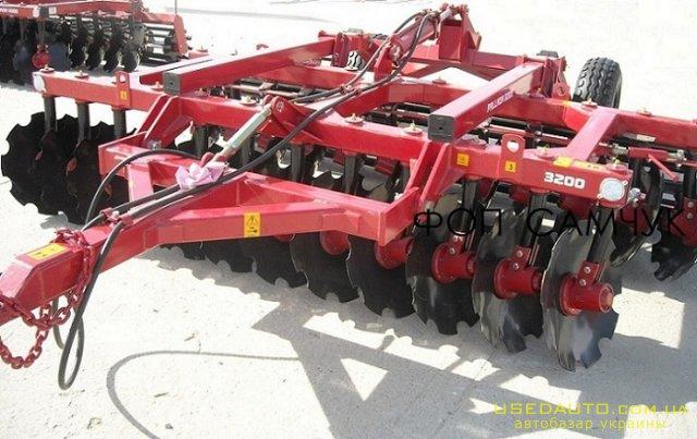 Продажа Паллада бороны.  , Сельскохозяйственный трактор, фото #1