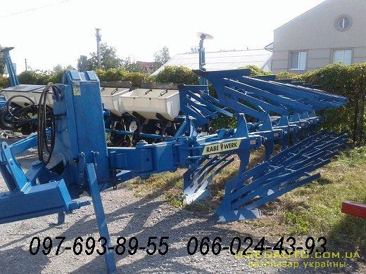 Продажа Плуг оборотный RABE WERK  , Сельскохозяйственный трактор, фото #1