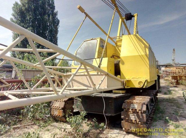 Продажа РДК 250-3 Takraf , Автокран, фото #1