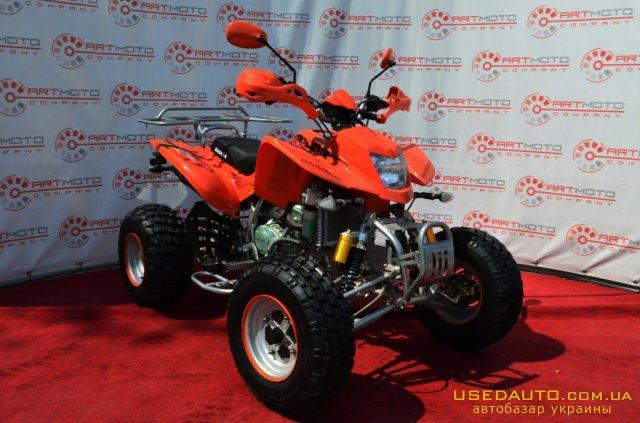 Продажа BASHAN BS250S-11B , Квадроцикл, фото #1
