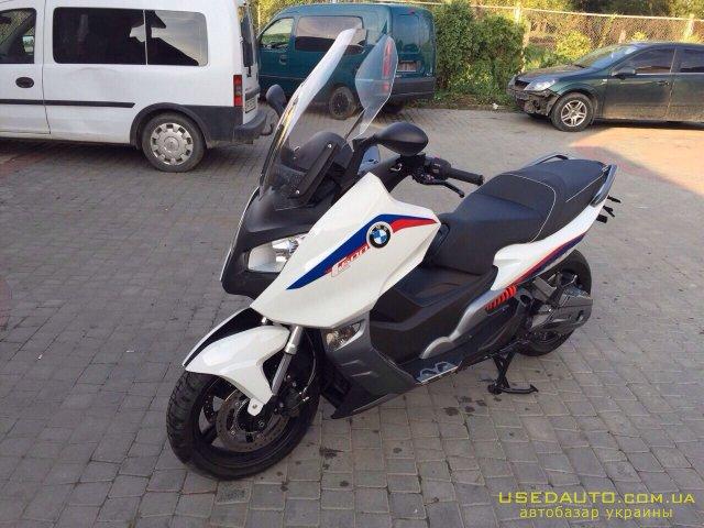 Продажа BMW C600 BMW c600 , Скутер, фото #1