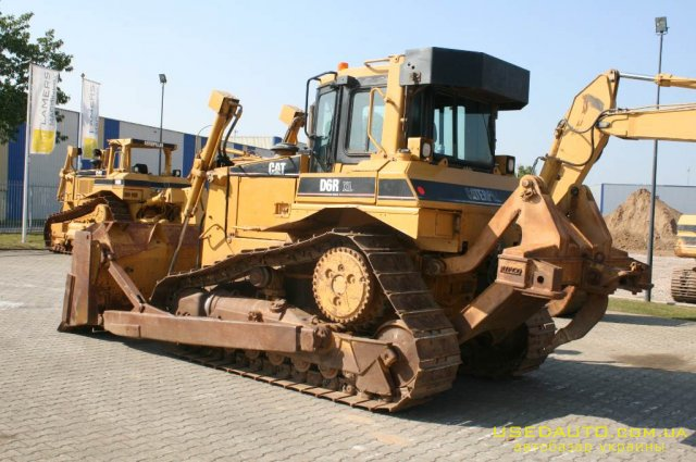 Продажа CATERPILLAR D 6 R XL , Бульдозеры, фото #1