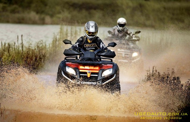 Продажа CF MOTO X8 , Квадроцикл, фото #1
