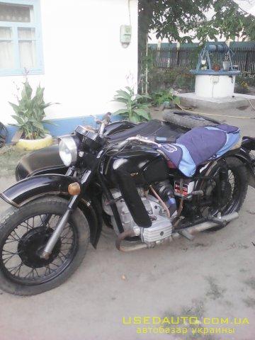 Продажа Днепр 11 , Дорожный мотоцикл, фото #1
