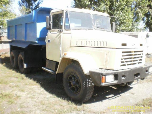 Продажа КРАЗ 6510 , Самосвальный грузовик, фото #1