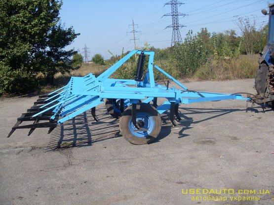 Продажа культиватор кпу-4  , Сельскохозяйственный трактор, фото #1
