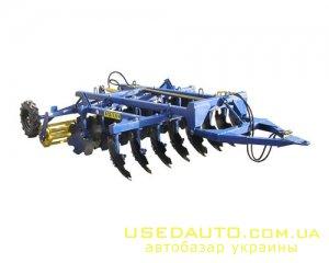 Продажа Агрегат почвообрабатывающий диск  , Сельскохозяйственный трактор, фото #1