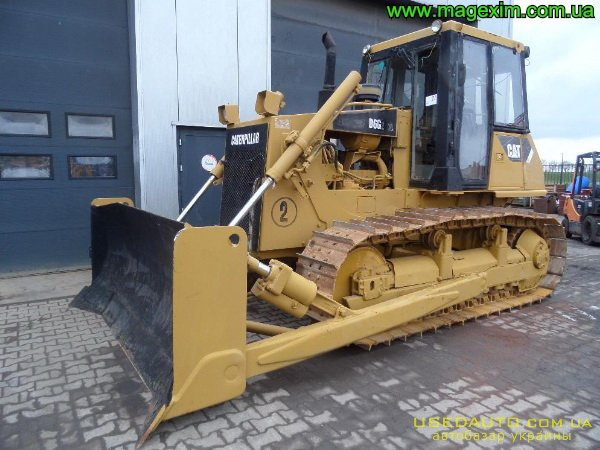 Продажа CATERPILLAR D6G XL , Бульдозеры, фото #1