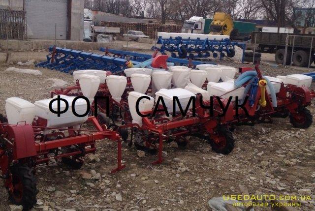 Продажа CУПН 6 секций  , Сельскохозяйственный трактор, фото #1