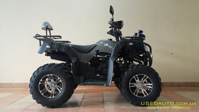 Продажа HAMMER  200 , Квадроцикл, фото #1