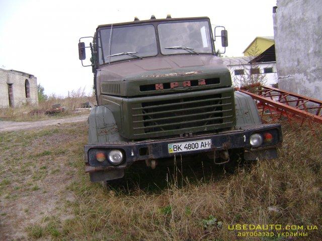 Продажа КРАЗ 250 , Бортовой грузовик, фото #1