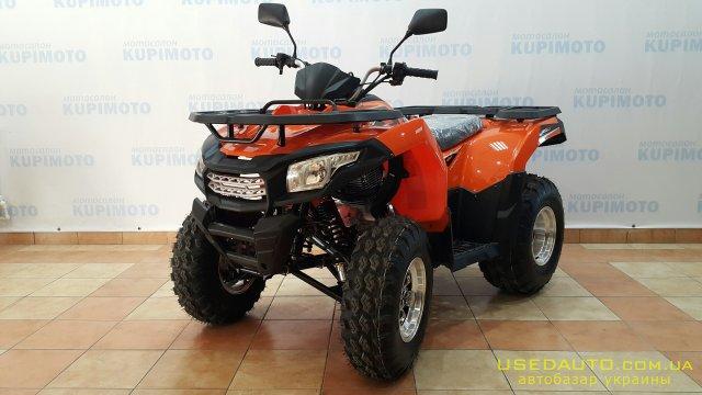 Продажа LONCIN LX200-U , Квадроцикл, фото #1