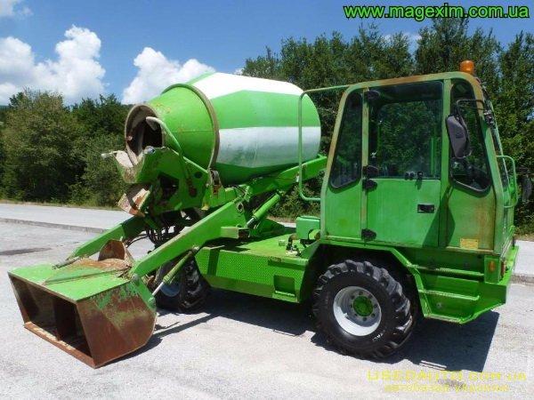 Продажа MERLO DBM 3500 EV , Бетоносмеситель, фото #1