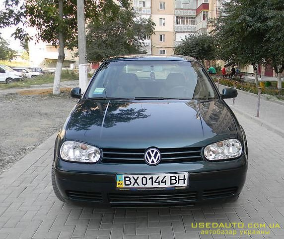 Продажа VOLKSWAGEN Golf 4 (ФОЛЬКСВАГЕН), Хэтчбек, фото #1