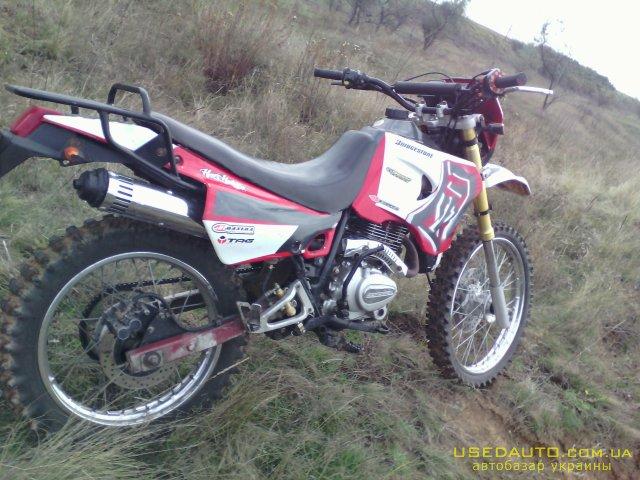 Продажа ZONGSHEN 200 , Кроссовй мотоцикл, фото #1