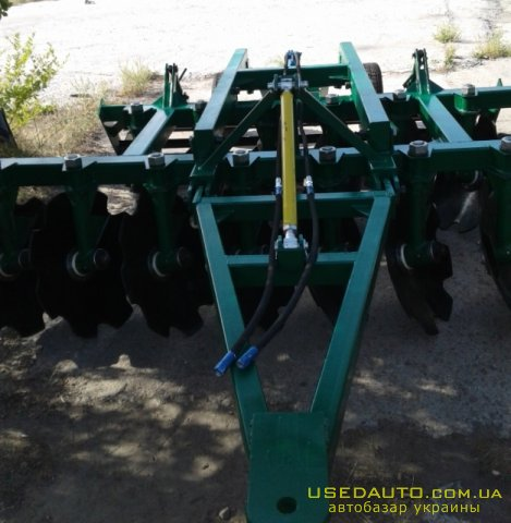 Продажа Агрегат почвообрабатывающий полу  , Сельскохозяйственный трактор, фото #1
