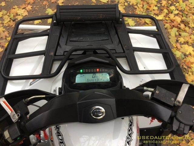 Продажа CF MOTO Terralender 800 , Квадроцикл, фото #1