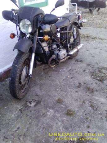 Продажа Днепр 10-36 , Дорожный мотоцикл, фото #1