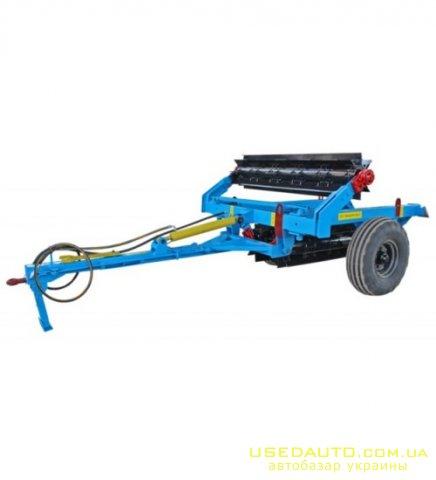 Продажа Каток -измельчитель режущий водо  , Сельскохозяйственный трактор, фото #1