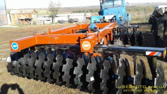 Продажа Краснянка 3.6-б/у после кап. рем  , Сельскохозяйственный трактор, фото #1