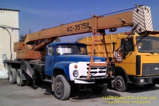 Продажа Кс КС-3575А , Автокран, фото #1