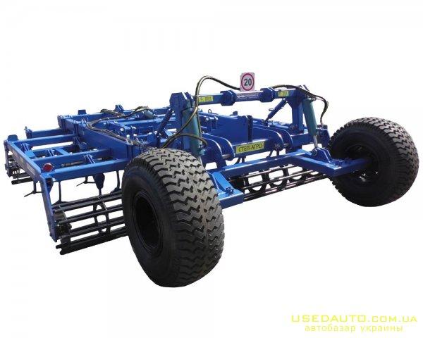 Продажа Культиватор комбинированый КУЛАТ  , Сельскохозяйственный трактор, фото #1
