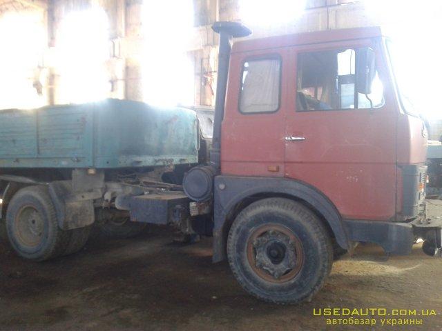 Продажа МАЗ 54322 , Седельный тягач, фото #1