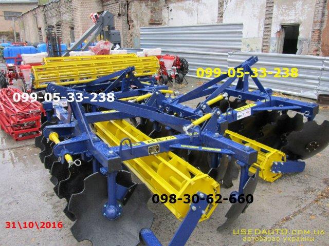 Продажа Новая Борона АГД-4.5Н для Т-150К АГД-4,5Н , Сеялка сельскохозяйственная, фото #1