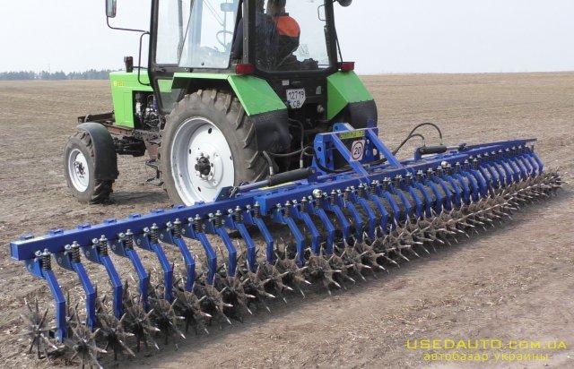 Продажа Роторный шип СТЕП РШ 9,3  и РШ 1  , Сельскохозяйственный трактор, фото #1