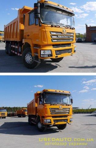 Продажа SHACMAN SHACMAN , Самосвальный грузовик, фото #1