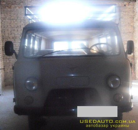 Продажа УАЗ 39099 , Грузопассажирский микроавтобус, фото #1