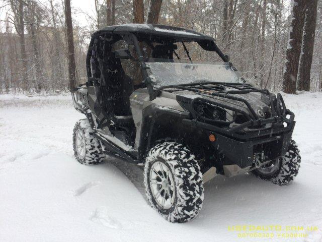 Продажа BRP  Commander LTD , Снегоход, фото #1