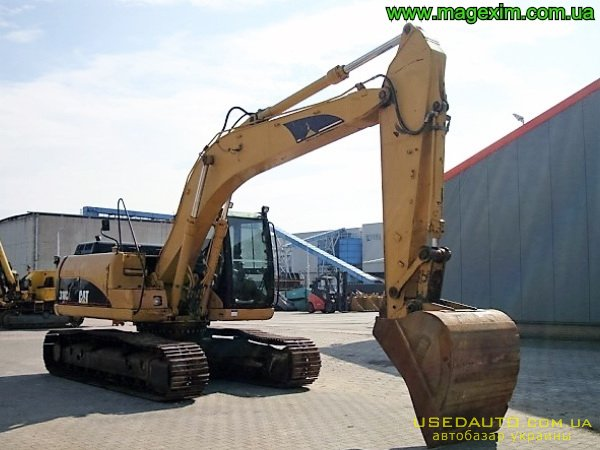 Продажа CATERPILLAR 318 CL , Эксковатор, фото #1