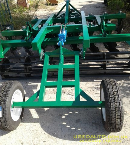 Продажа Дисковая борона АГП-2.4  , Сельскохозяйственный трактор, фото #1