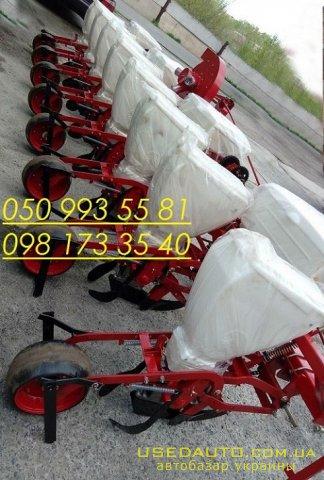 Продажа Сеялка СУПН вентиляторная    , Сельскохозяйственный трактор, фото #1