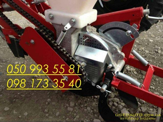 Продажа Сеялка УПС, УПС сеялки, УПС-8.  , Сельскохозяйственный трактор, фото #1