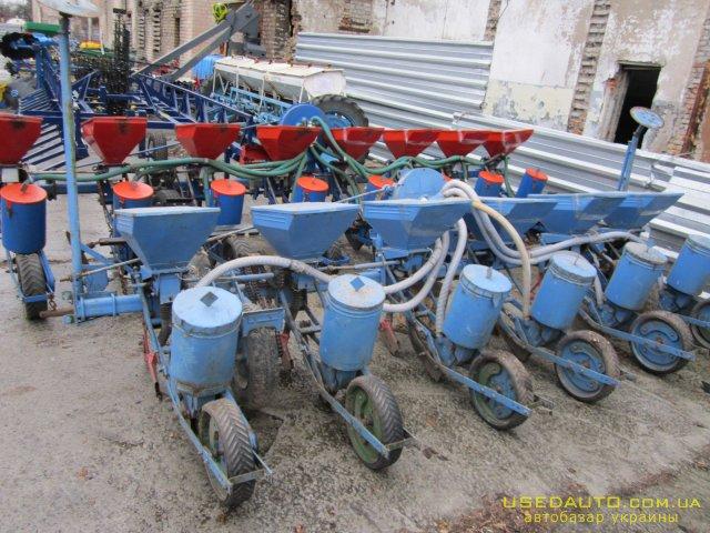 Продажа СПЧ-6 б/у сеялка точного высева   , Сельскохозяйственный трактор, фото #1