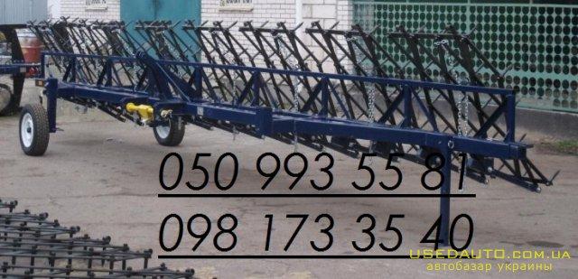 Продажа Сцепка средних борон,зубова боро  , Сельскохозяйственный трактор, фото #1