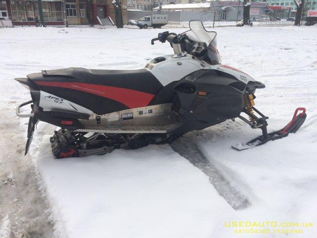 Продажа YAMAHA Apex 1000 , Снегоход, фото #1
