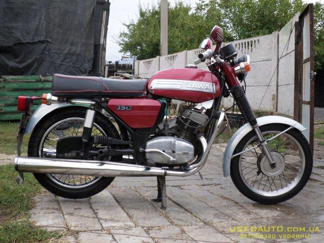 Продажа ЯВА 350 , Дорожный мотоцикл, фото #1
