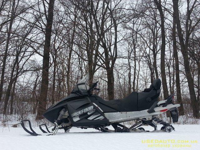 Продажа BRP SKI-DOO GTX 600 Expedition , Снегоход, фото #1