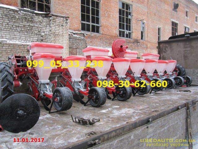 Продажа Это УПС-8 Веста 8 сеялка(двухкон  , Сельскохозяйственный трактор, фото #1