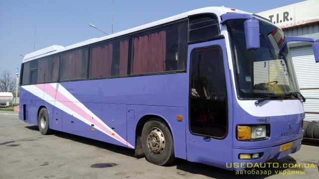Продажа MITSUBICHI PRENSESS , Туристический автобус, фото #1