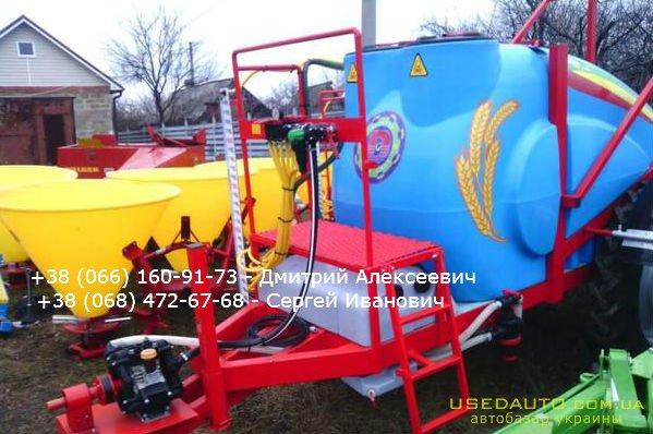 Продажа Оприскувач 600-800 літрів  JAR-M  , Сельскохозяйственный трактор, фото #1