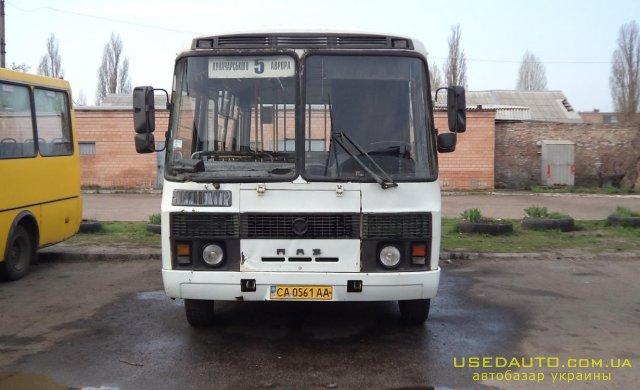 Продажа ПАЗ 32054 , Пассажирский микроавтобус, фото #1